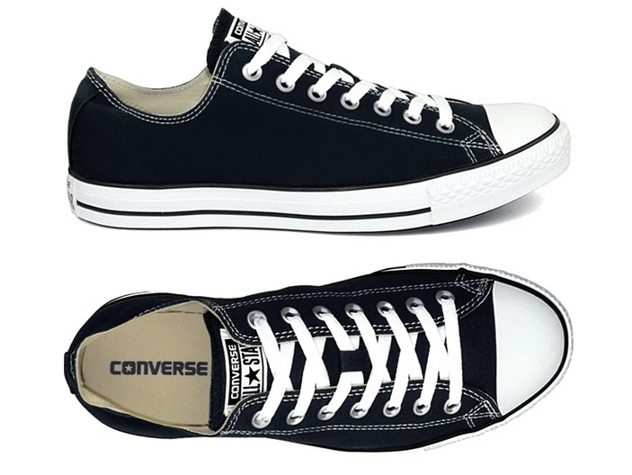 converse all star low chucks sneaker 37 38 39 40 41 42 43 44 45 46 navy blau ebay. Black Bedroom Furniture Sets. Home Design Ideas